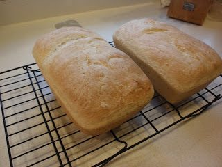 Simple One Hour Bread from Peanut Life Adventures.