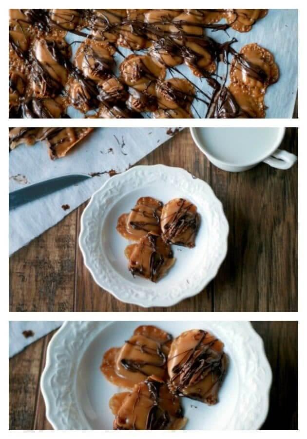 Chocolate Turtles Recipe
