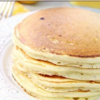 Lemon Berry Pancakes