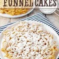 County Fair Funnel Cakes
