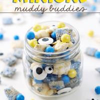 Banana Berry Minions Muddy Buddies