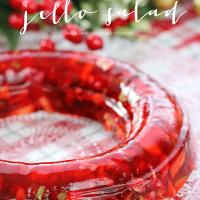 Red Hot Jello Salad