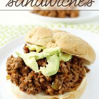 Sloppy José Sandwiches