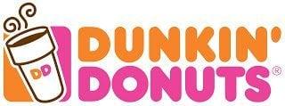 Dunkin' Donuts website