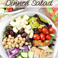 Chopped Italian Dinner Salad