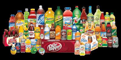 Dr Pepper Snapple Group.