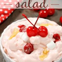 Cherry Chiffon Salad