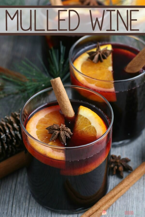 Learning how to make mulled wine is easier than you think! This is a hot wine recipe or a mulled wine recipe that you will love!